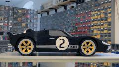 Ford GT 40, il modello Lego della GT 40 che vinse la 24h du Mans nel 1966