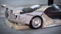 Ford Gt: il modello in galleria del vento