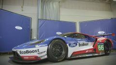Ford Gt: la versione per Le Mans