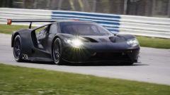 Ford GT: lo sviluppo per Le Mans
