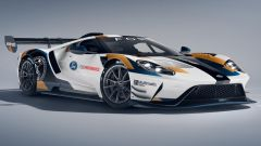 Ford GT MkII Goodwood Festival of Speed Video