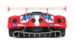 Ford GT: per il modellino che verrà esposto alla 24 Ore di Le Mans sono stati utilizzati 40.000 mattoncini Lego