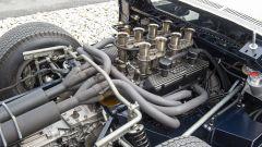 Ford GT40: il motore V8 di 4,7 litri con cambio ZF