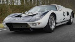 Ford GT40: in UK vendono un prototipo conservato del 1964