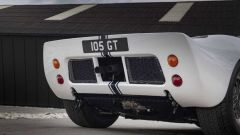 Ford GT40: l'inconfondibile coda della sportiva americana