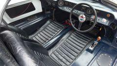 Ford GT40: sedili e plancia della GT40 MK1 prototipo