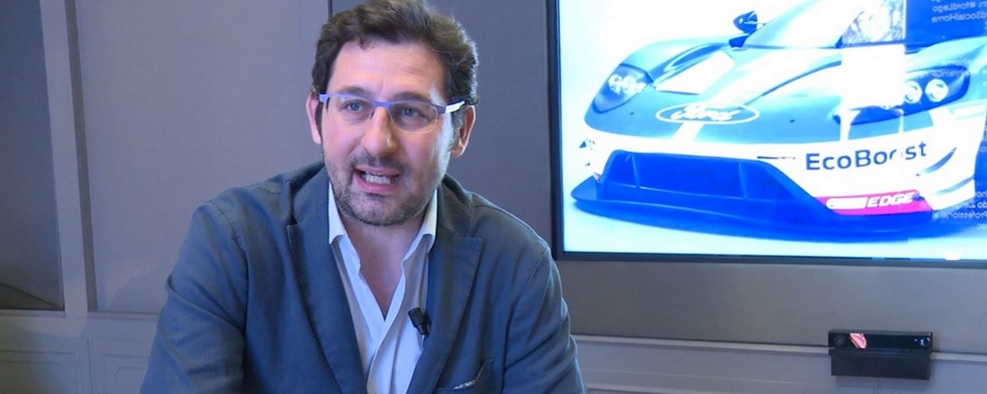 Ford Italia: Andrea Del Campo è il nuovo FCSD Marketing Manager