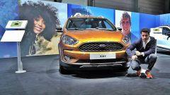 Ford Ka+ Active: in video dal Salone di Ginevra 2018 - Immagine: 1