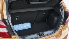 Ford Ka+: il bagagliaio da 270 litri