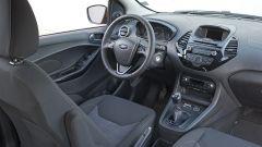 Ford Ka+: la plancia