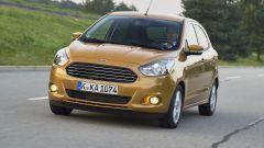 Ford Ka+: tutta nuova la linea. Ora ha 5 porte