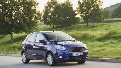 Ford Ka+: unico motore un 1.2 benzina da 70 o 85 cv