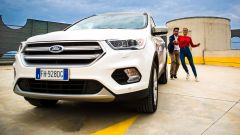 Ford Kuga 2017: uomini e donne a confronto - Immagine: 2