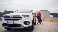 Ford Kuga 2017: uomini e donne a confronto - Immagine: 4