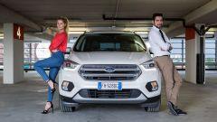 Ford Kuga 2017: uomini e donne a confronto - Immagine: 18