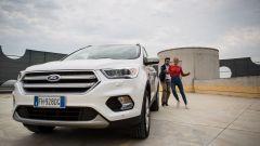 Ford Kuga 2017: uomini e donne a confronto - Immagine: 20