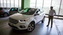 Ford Kuga 2017: uomini e donne a confronto - Immagine: 35