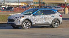 Ford Kuga 2020 (Ford Escape 2020): le foto spia senza camuffature (6)