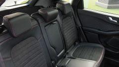 Ford Kuga 2020 Plug-In Hybrid ST-Line X: i sedili posteriori scorrevoli