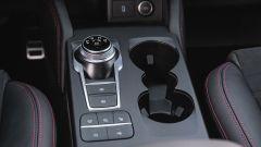 Ford Kuga 2020 Plug-In Hybrid ST-Line X: il comando rotante del cambio automatico