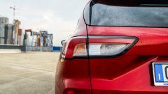 Ford Kuga 2020 Plug-In Hybrid ST-Line X: il gruppo ottico posteriore