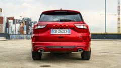 Ford Kuga 2020 Plug-In Hybrid ST-Line X: il posteriore