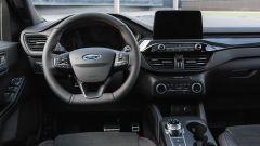 Ford Kuga 2020 Plug-In Hybrid ST-Line X: la plancia