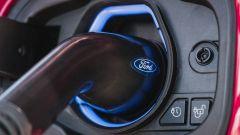 Ford Kuga 2020 Plug-In Hybrid ST-Line X: la presa di ricarica