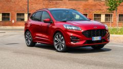 Ford Kuga 2020 Plug-In Hybrid ST-Line X: la prova su strada