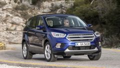 Ford Kuga 1.5 TDCi Titanium 120 cv: la settimana di prova - Immagine: 10