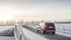 Ford Kuga: anche al posteriore ci sono cambiamenti, con luci dal nuovo disegno