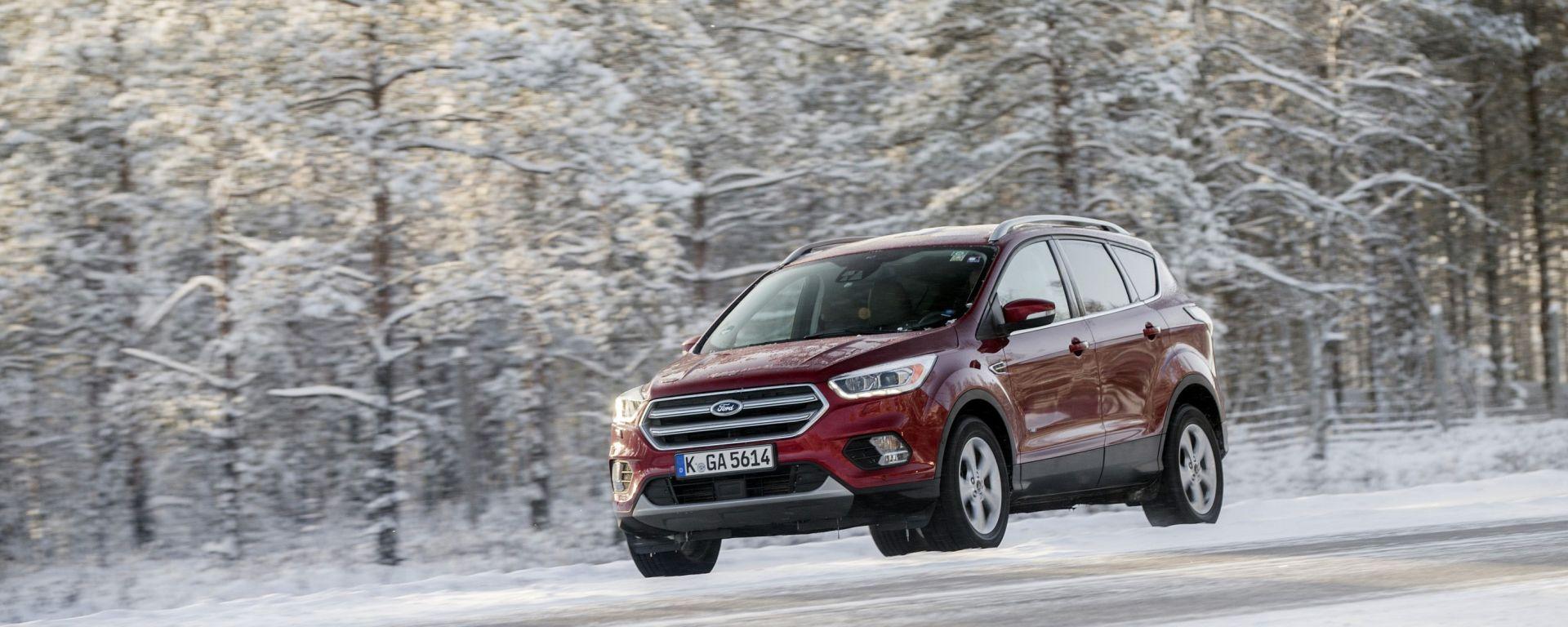 Ford Kuga restyling: prova. dotazioni, prezzi