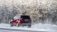 Ford Kuga: la trazione può essere anteriore o integrale, abbinata alla trasmissione manuale o automatica