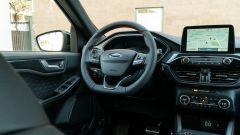 Ford Kuga smartworking: la plancia della Ford Kuga ST Line X AWD