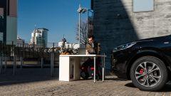 Ford Kuga smartworking: prima location