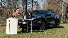 Ford Kuga smartworking: seconda location