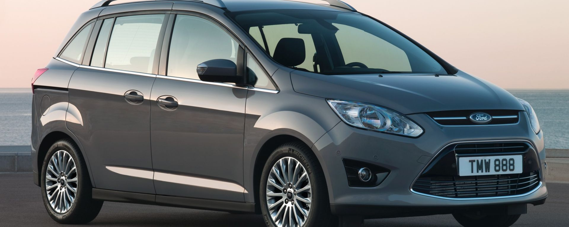Ford: addio a C-Max e Grand C-Max