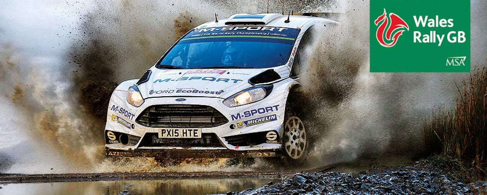Ford M - Sport, Rally del Galles