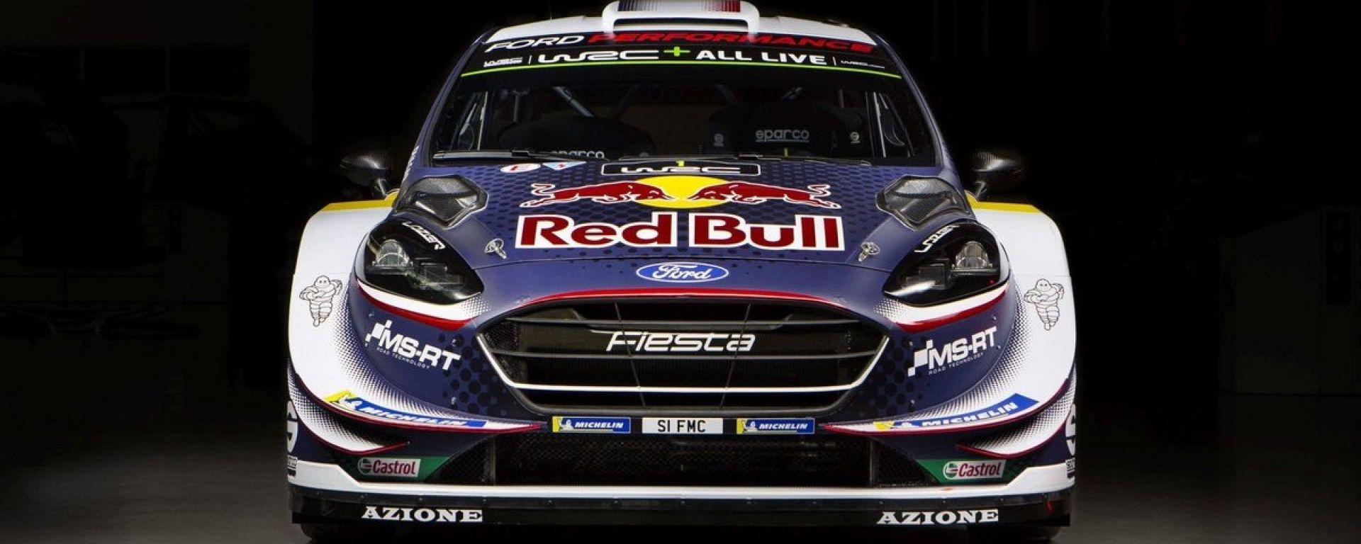 Ford M-Sport World Rally Team, WRC 2018