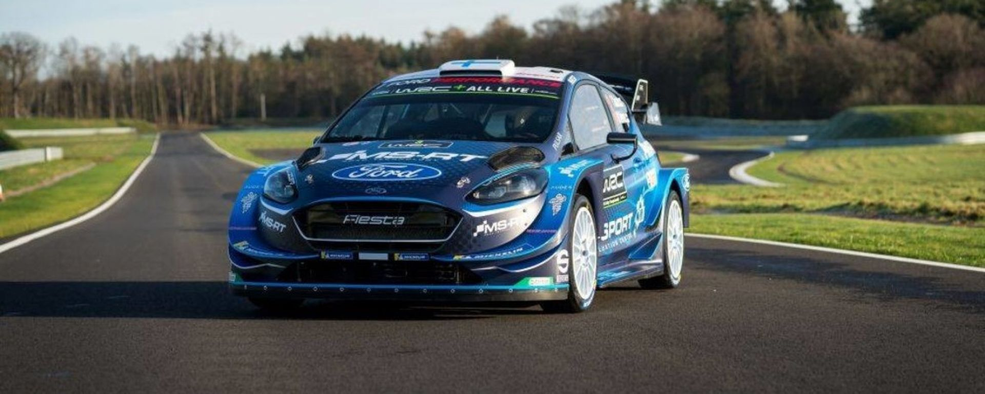 Ford M-Sport World Rally Team, WRC 2019