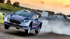 Ford M sport - WRC 2017, Rally di Polonia