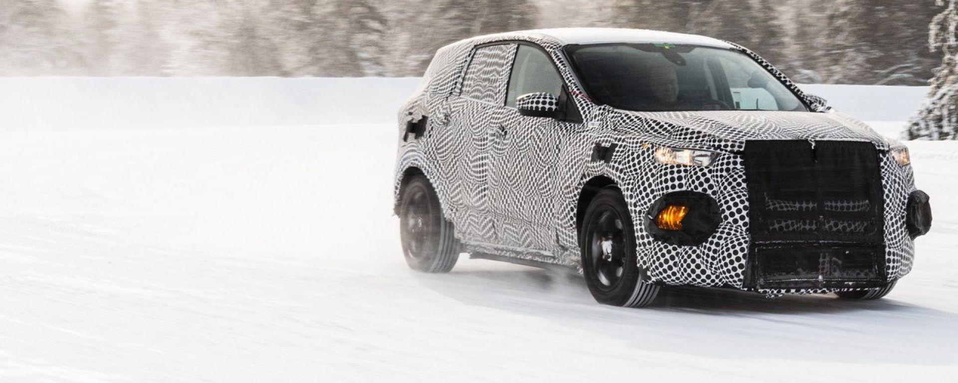 """Ford Mach 1, tra un anno il Suv elettrico """"Mustang style"""""""