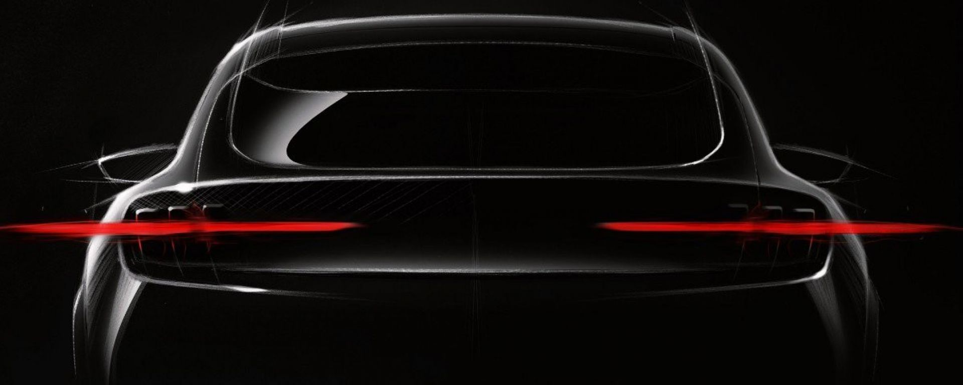 Ford Mach-1, il teaser ufficiale