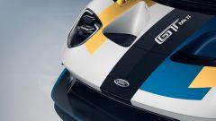 Ford Mk II: dettaglio del frontale