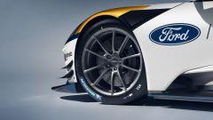 Ford Mk II: i cerchi da 19 pollici