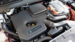 Ford Mondeo 2.0 Hybrid Vignale: il motore