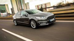 Ford Mondeo 2.0 Hybrid vince gara di consumi con 1,9 l/100 km