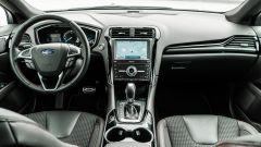 Ford Mondeo 2020 Hybrid Wagon, gli interni