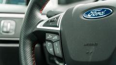 Ford Mondeo 2020 Hybrid Wagon, i comandi al volante del cruise control adattivo