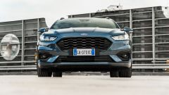 Ford Mondeo 2020 Hybrid Wagon, il frontale